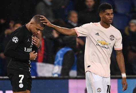 PSG Seek Revenge Against Manchester United in Champions ...
