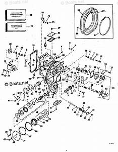 Omc Sterndrive Parts 140hp Oem Parts Diagram For