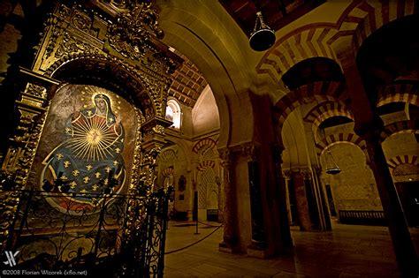 quadratisch orientalisch gut cordobas mezquita