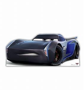 Storm Cars 3 : life size jackson storm cars 3 cardboard standup ~ Medecine-chirurgie-esthetiques.com Avis de Voitures