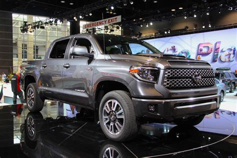 2018 Toyota Tundra Updated With Diesel  Release Date, Rumors