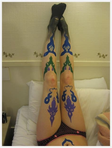 leg tattoo ideas  men  women