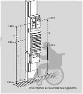 Dimension Tableau Electrique : quel hauteur tableau electrique maisons naturelles ~ Melissatoandfro.com Idées de Décoration