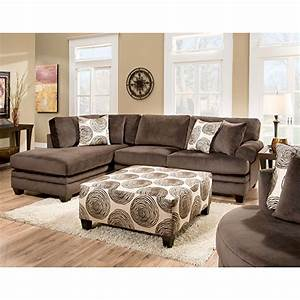 Portland sectional with right chaise for Sectional sofa with chaise clearance