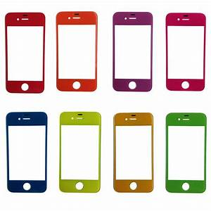 Multi-colors Front Outer Screen Glass Lens Cover ...