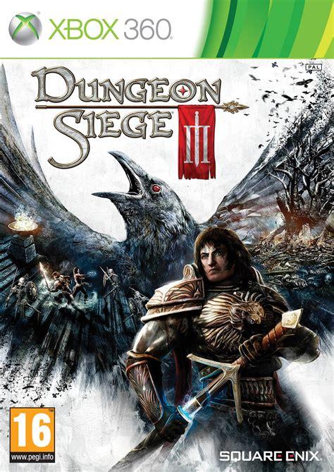donjon siege dungeon siege iii rpg site