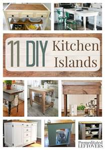 diy island kitchen diy kitchen islands