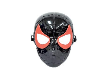 Mascara Homem Aranha Preta Avengers Vingadores Ultimato no