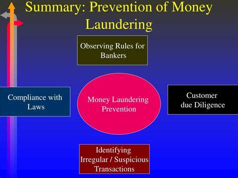 Anti Money Laundering Ppt Ppt Basics Of Anti Money Laundering Your Customer