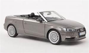 Audi A3 Grise : audi a3 miniature cabriolet grise 2013 herpa 1 43 voiture ~ Melissatoandfro.com Idées de Décoration