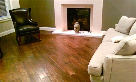 Hardwood Floors in Living room  BC FLOORS Portfolio