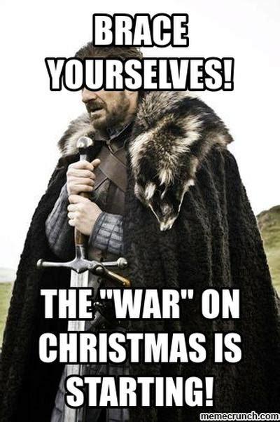 War On Christmas Meme - war on christmas