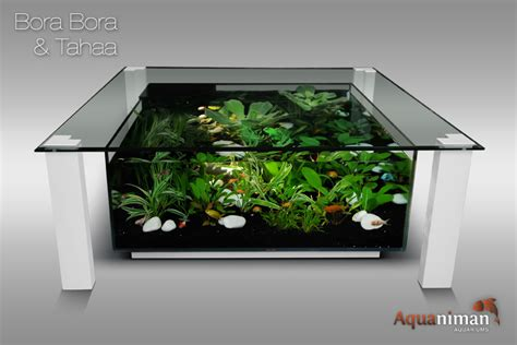 table basse aquarium belgique mobilier design d 233 coration d int 233 rieur