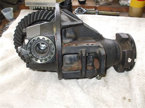 Type Ii 3.9 Torsen Differential