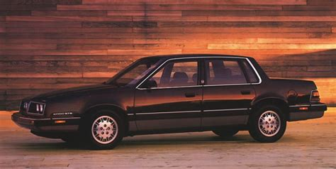 Oil Reset » Blog Archive » 1985 Pontiac 6000 Maintenance