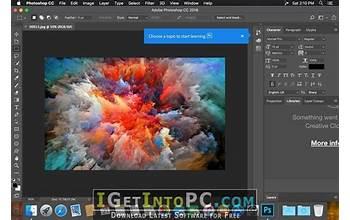 Adobe Photoshop screenshot #1
