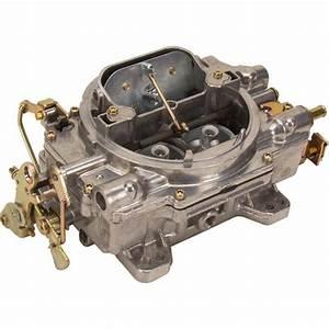 Edelbrock 1405 Performer 600 Cfm 4 Barrel Carburetor