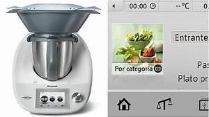 Robot équivalent Au Thermomix : hoy cocina el robot el correo ~ Premium-room.com Idées de Décoration