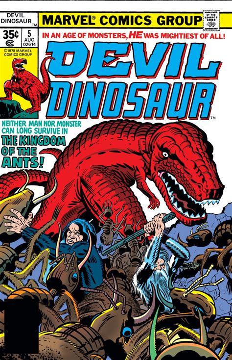 devil dinosaur vol   marvel  fandom powered