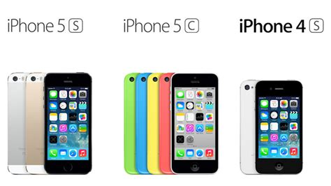 what is the difference between iphone 5c and 5s what s the difference between iphones imore