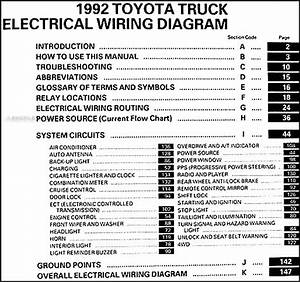 Toyotum Pickup Ignition Wiring Diagram