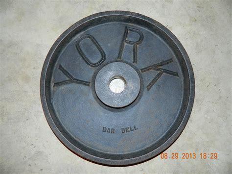 weight plates vintage weight equipment
