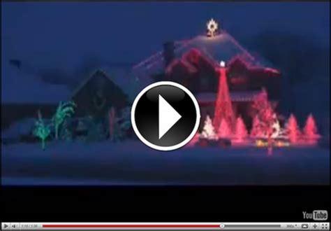 edoozie fabulous christmas light house show