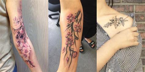 fiori di ciliegio tatuati natura archivi tatuaggistyle it