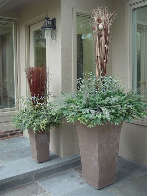 beautiful italian terracotta planters christmas