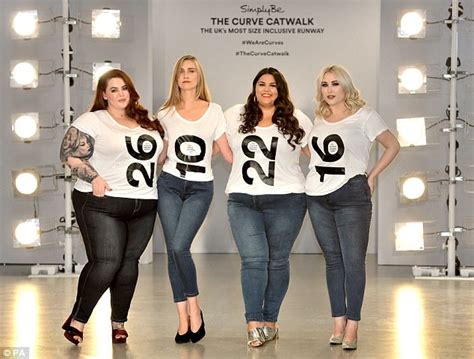Uk Models by Tess Holliday Leads Curvy Models At Fashion Week
