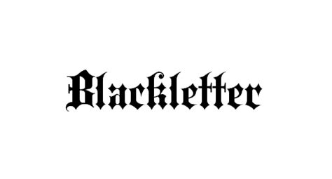 typography what s the clean blackletter font used in 20 fabulous free fonts inspirationkeys 13709