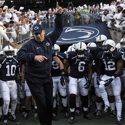 Penn State Football 2013 Team Program   Bleacher Report ...