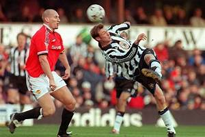 Newcastle United 3, Manchester United 0 on this day in ...