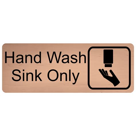 kitchen sink washing aid 9 letters wash sink only engraved sign egre 367 sym blkoncshw