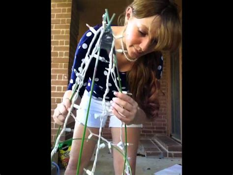 how to fix christmas lawn ornaments how to make your own tree lawn ornament