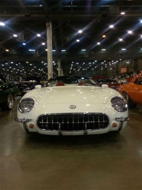 sell    corvette convertible commemorative