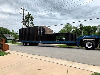 Container Westmont Shipping Underway Containers Styles Gets