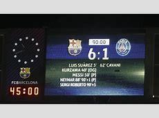 Barcelona complete incredible comeback to sink PSG