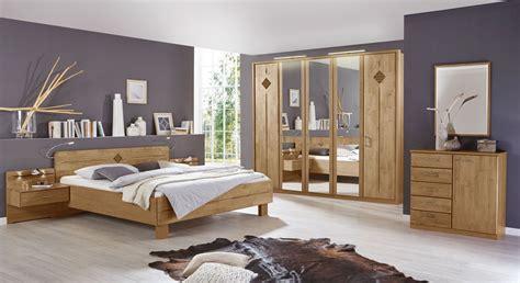 bäucke schlafzimmer schlafzimmer in erle natur teilmassiv mit komfortbett aliano