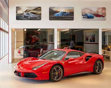 Our car dealership offers auto sales, financing, service, and parts. Ferrari Dealership San Antonio - Joeris General Contractors