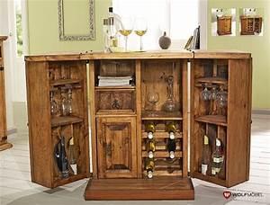 Bar Set Möbel : aufklappbare barkommode bar 13 mexiko m bel wolf ~ Sanjose-hotels-ca.com Haus und Dekorationen