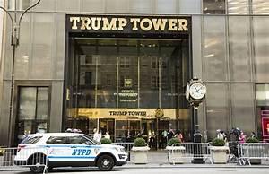 New York City gets reimbursed for guarding Trump Tower ...