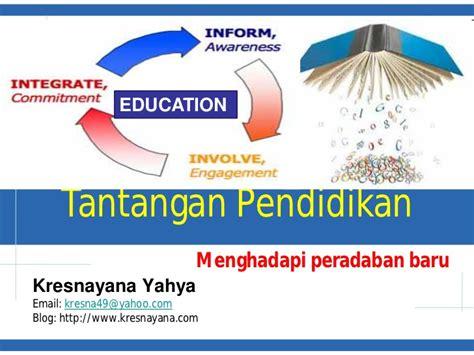 tantangan pendidikan abad  preview