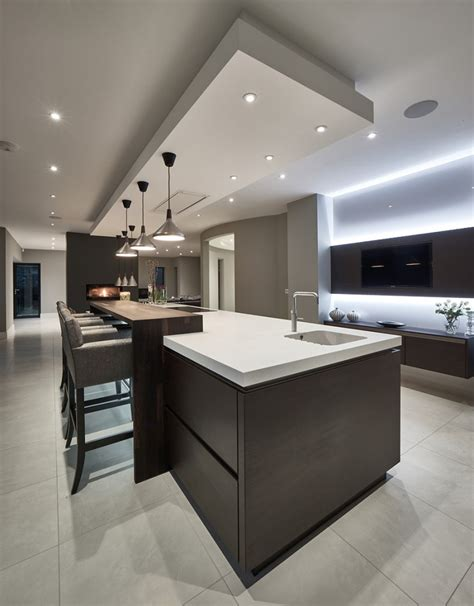uk kitchen design contemporary kitchen mirfield grid thirteen 3004