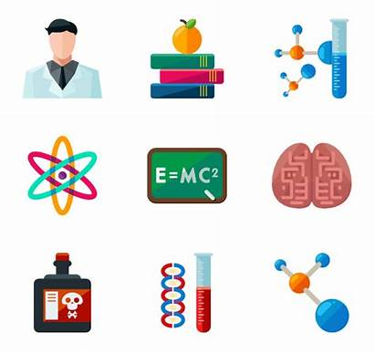 Chemistry Icon Icons Flaticon Packs Science Vector