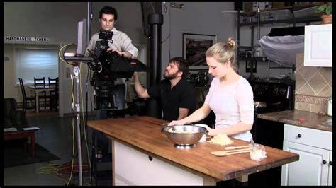 cuisine tv programme lighting a tv kitchen studio for recipe