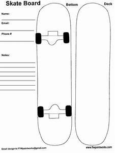 25 best ideas about skateboard party on pinterest With longboard template maker