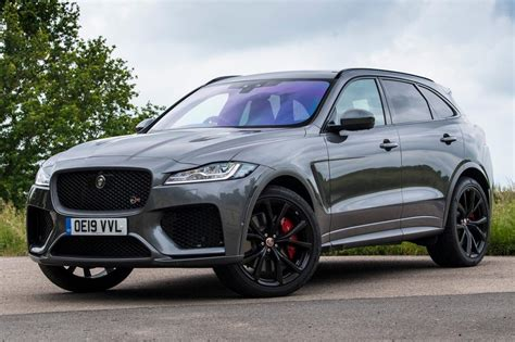 Jaguar F Pace Hd Picture by Jaguar F Pace Suv Review Pictures Carbuyer