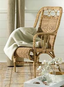Fauteuil En Osier : fauteuil emmanuelle le fauteuil en rotin ind modable ~ Melissatoandfro.com Idées de Décoration