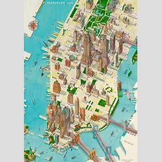 Cartes Et Plans Détaillés De New York